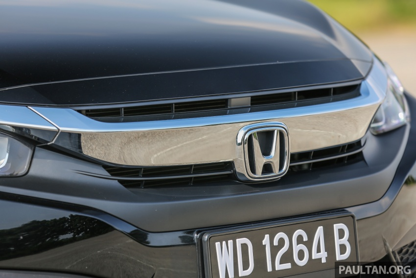 GALLERY: Honda Civic 1.8S – it's quietly competent Image #602429