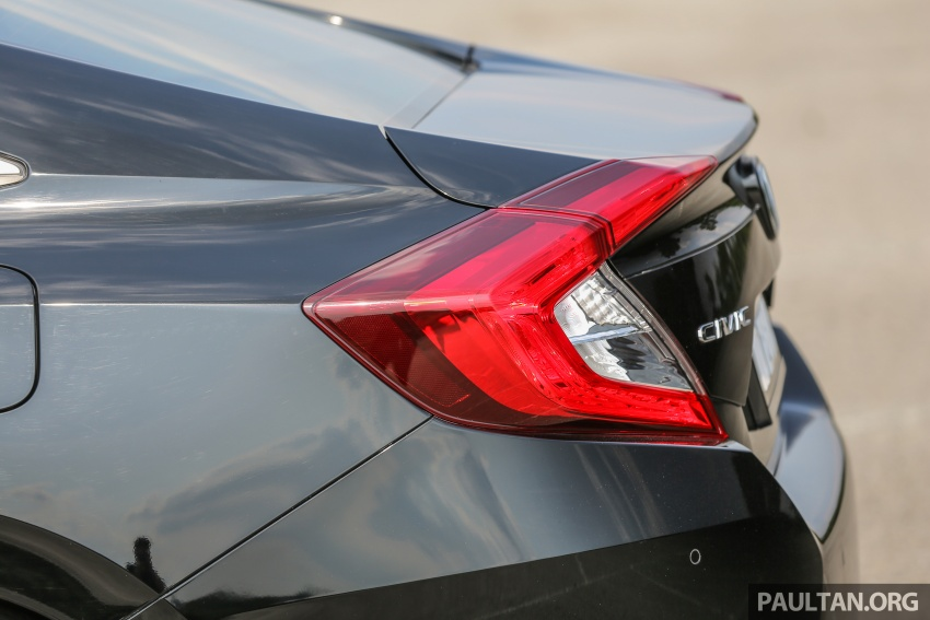 GALLERY: Honda Civic 1.8S – it's quietly competent Image #602444