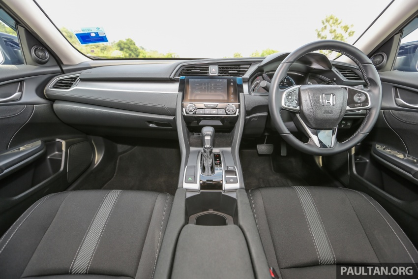 GALLERY: Honda Civic 1.8S – it's quietly competent Image #602449