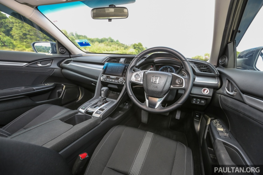 GALLERY: Honda Civic 1.8S – it's quietly competent Image #602474