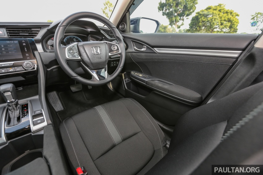 GALLERY: Honda Civic 1.8S – it's quietly competent Image #602475