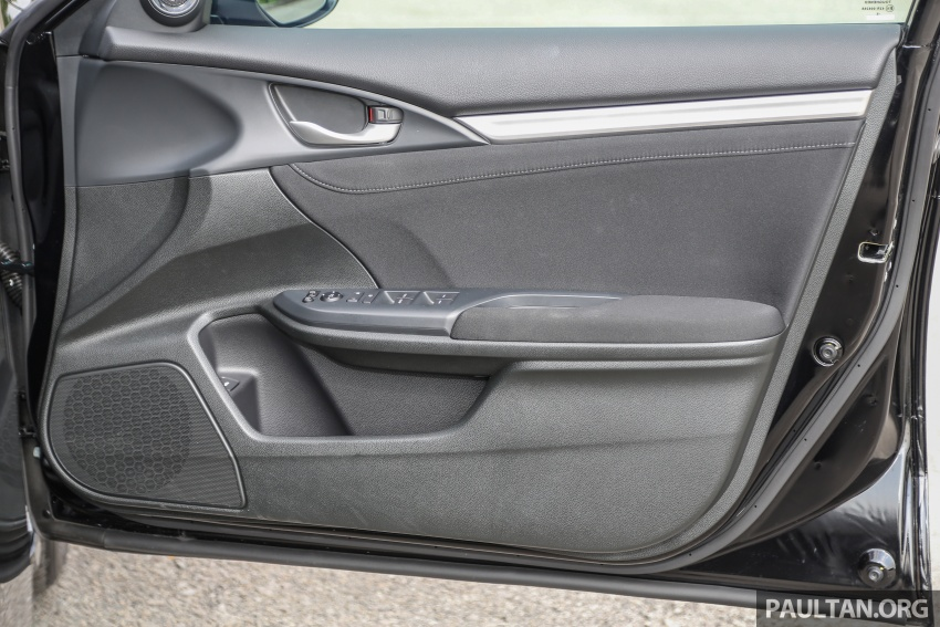 GALLERY: Honda Civic 1.8S – it's quietly competent Image #602477