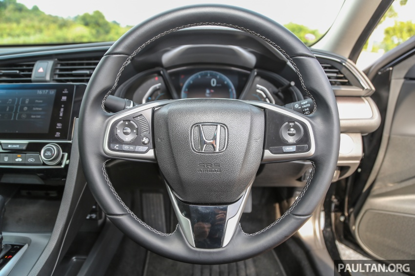 GALLERY: Honda Civic 1.8S – it's quietly competent Image #602451