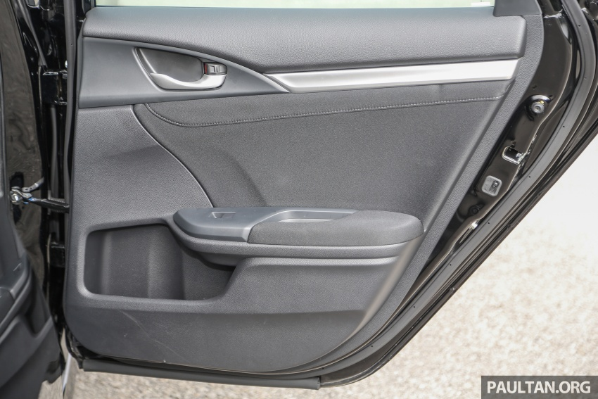 GALLERY: Honda Civic 1.8S – it's quietly competent Image #602481