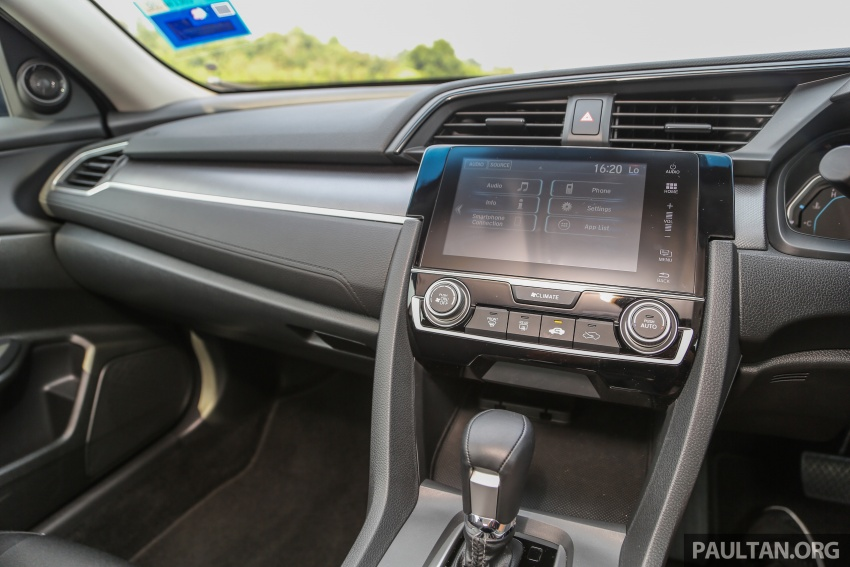 GALLERY: Honda Civic 1.8S – it's quietly competent Image #602454
