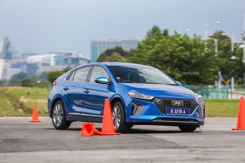 PANDU UJI: Hyundai Ioniq Hybrid – pakej teknologi komprehensif, harga berpatutan beri nilai tersendiri Image #598206