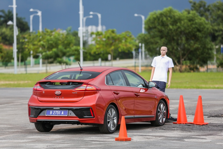 PANDU UJI: Hyundai Ioniq Hybrid – pakej teknologi komprehensif, harga berpatutan beri nilai tersendiri Image #598214