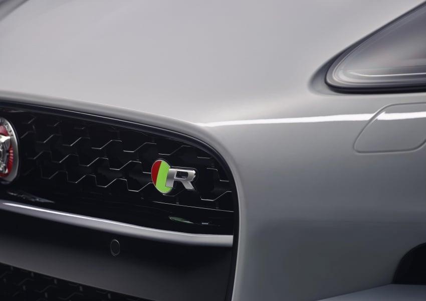2018 Jaguar F-Type range – 400 Sport special edition Image #601800