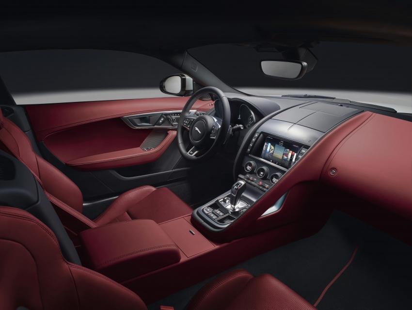 2018 Jaguar F-Type range – 400 Sport special edition Image #601802