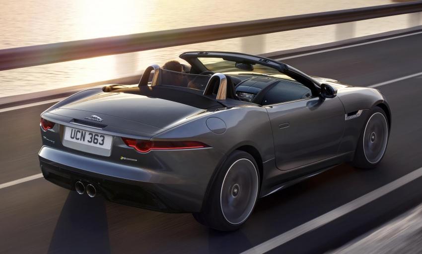 2018 Jaguar F-Type range – 400 Sport special edition Image #601806