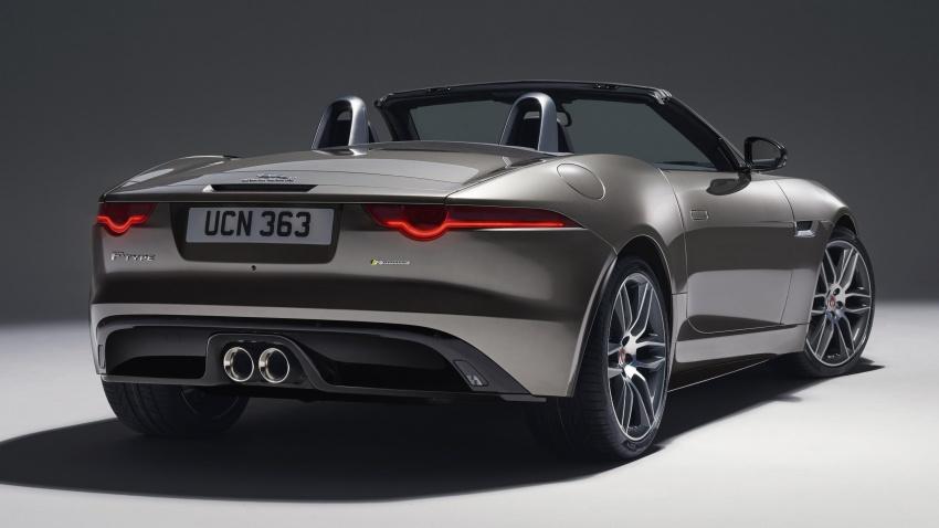 2018 Jaguar F-Type range – 400 Sport special edition Image #601807