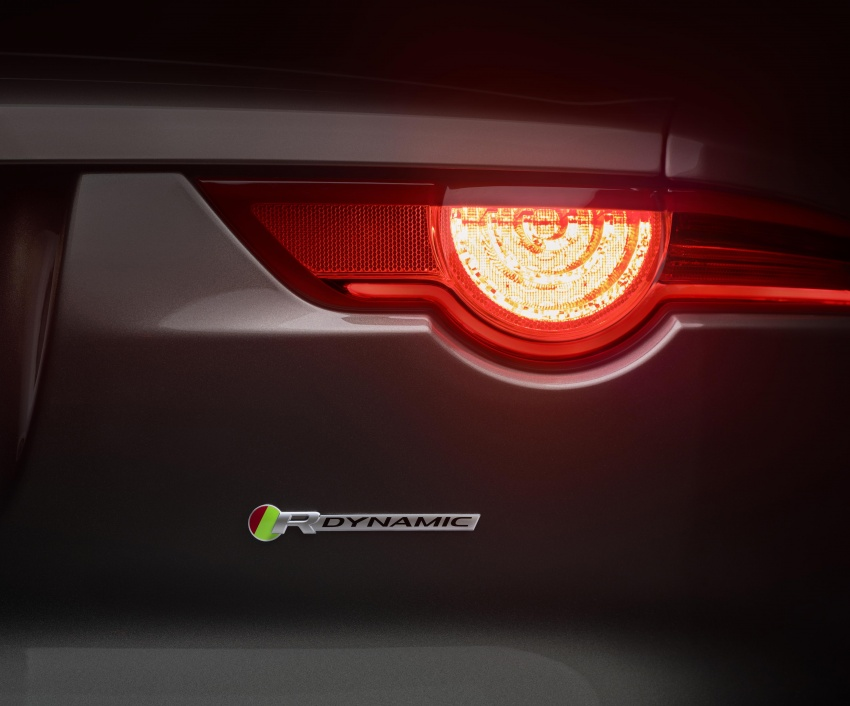 2018 Jaguar F-Type range – 400 Sport special edition Image #601808