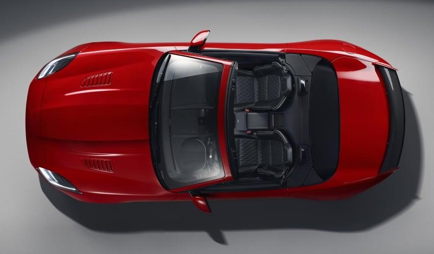 2018 Jaguar F-Type range – 400 Sport special edition Image #601816