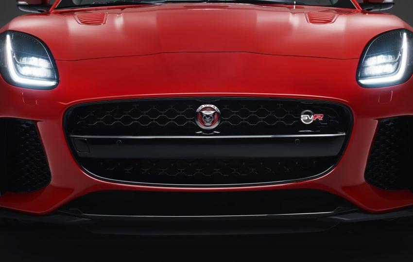 2018 Jaguar F-Type range – 400 Sport special edition Image #601818