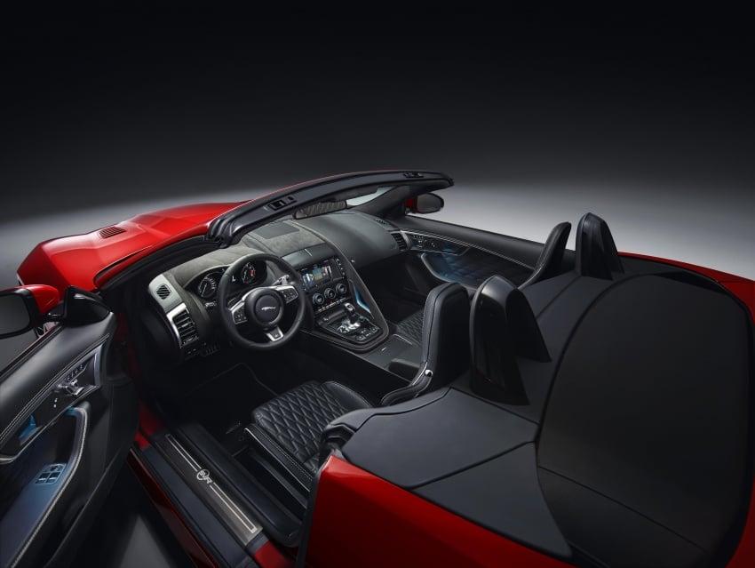 2018 Jaguar F-Type range – 400 Sport special edition Image #601819