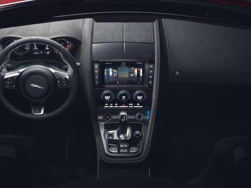 2018 Jaguar F-Type range – 400 Sport special edition Image #601822