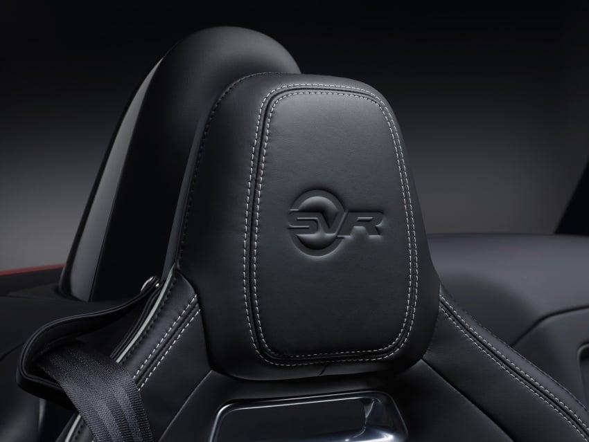 2018 Jaguar F-Type range – 400 Sport special edition Image #601823