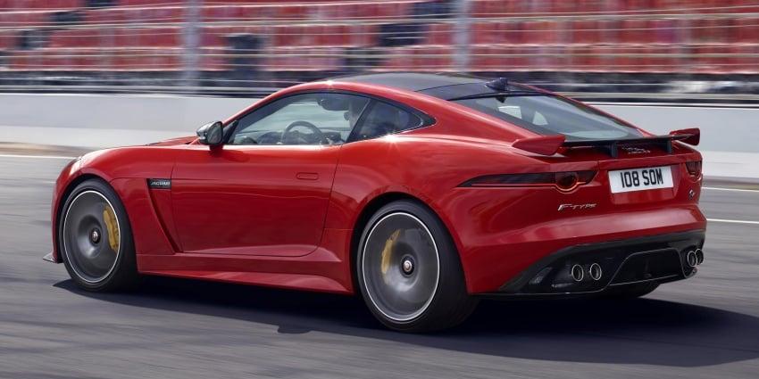 2018 Jaguar F-Type range – 400 Sport special edition Image #601824