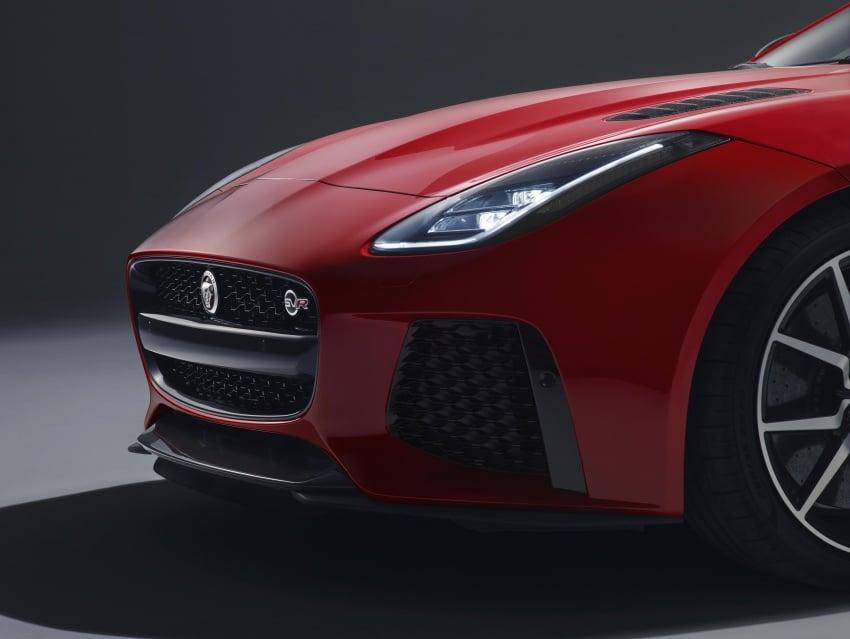 2018 Jaguar F-Type range – 400 Sport special edition Image #601830