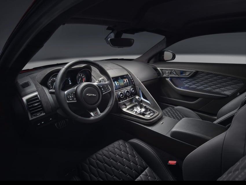 2018 Jaguar F-Type range – 400 Sport special edition Image #601832