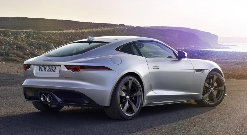2018 Jaguar F-Type range – 400 Sport special edition Image #601776