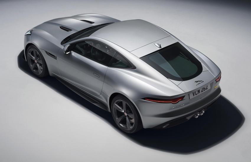 2018 Jaguar F-Type range – 400 Sport special edition Image #601778