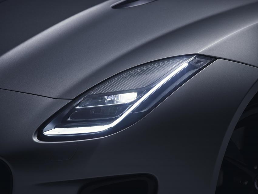 2018 Jaguar F-Type range – 400 Sport special edition Image #601779