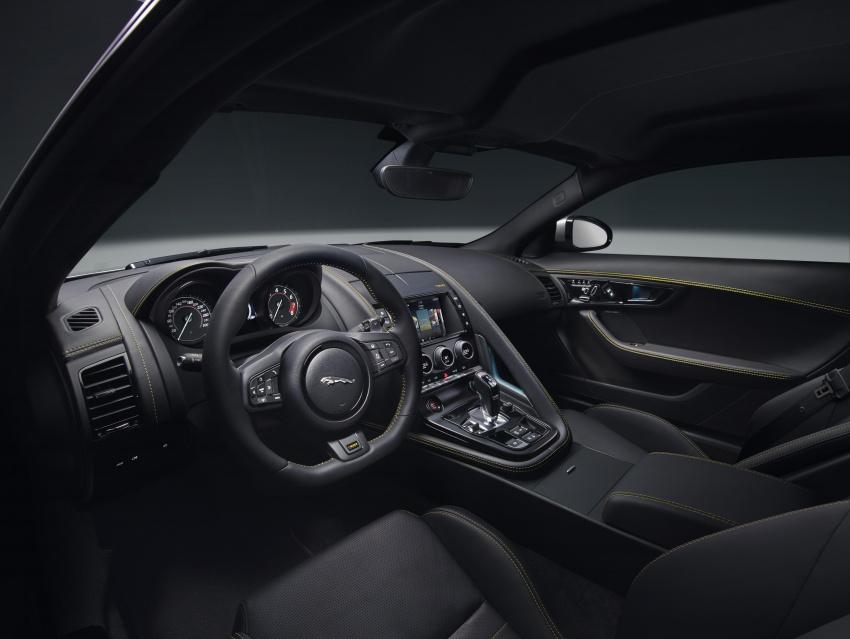 2018 Jaguar F-Type range – 400 Sport special edition Image #601785