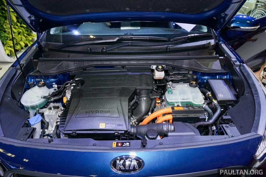 Kia Niro Hybrid debuts at the Singapore Motor Show Image #603539