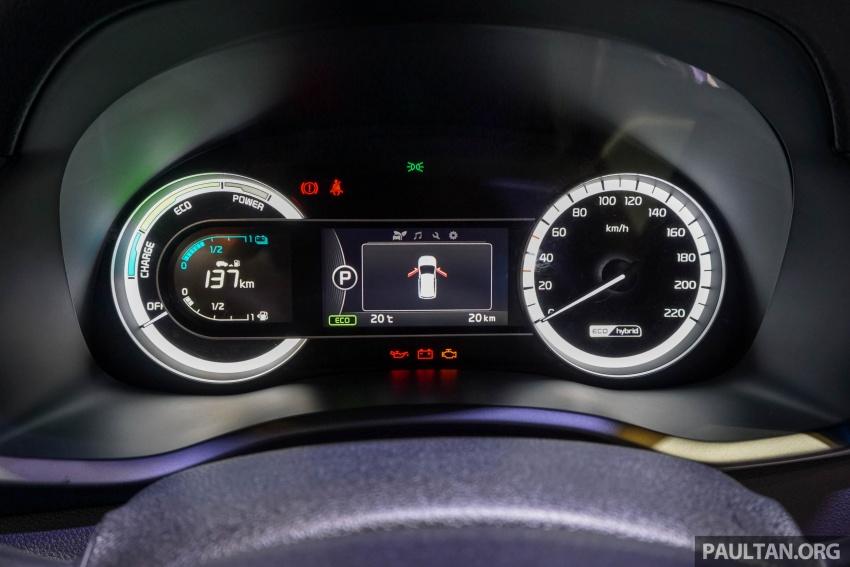 Kia Niro Hybrid debuts at the Singapore Motor Show Image #603541