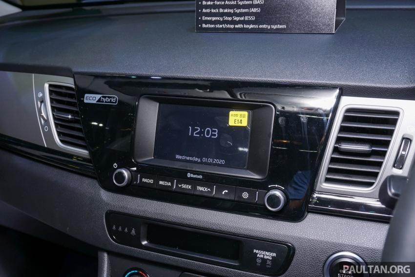Kia Niro Hybrid debuts at the Singapore Motor Show Image #603542