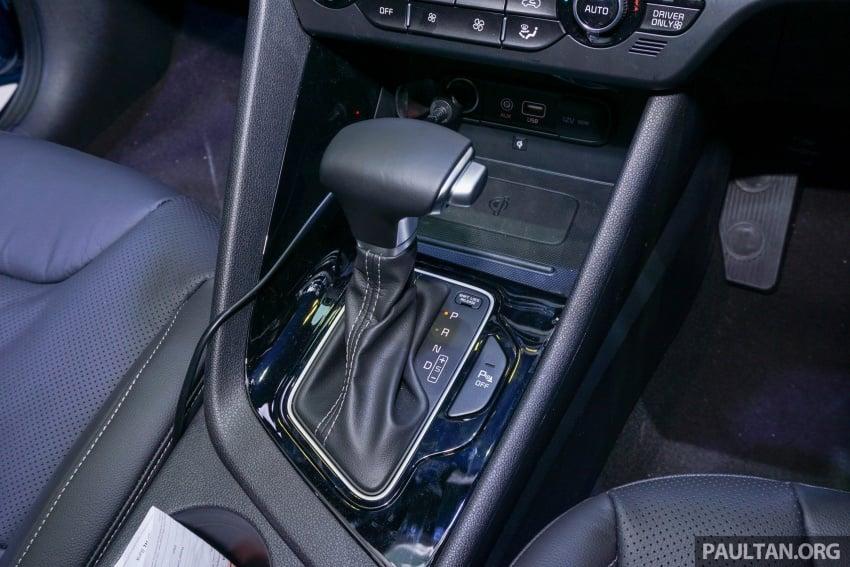 Kia Niro Hybrid debuts at the Singapore Motor Show Image #603544