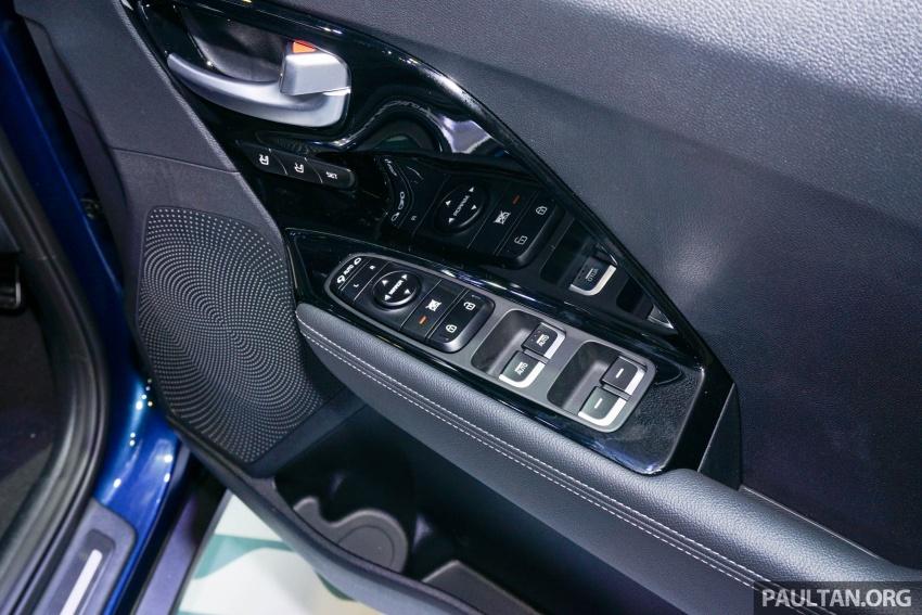 Kia Niro Hybrid debuts at the Singapore Motor Show Image #603549