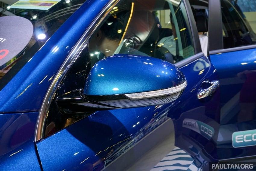 Kia Niro Hybrid debuts at the Singapore Motor Show Image #603537