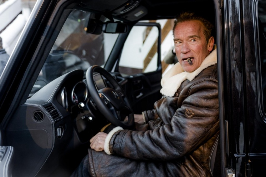 Mercedes-Benz G-Class EV commissioned by Arnold Schwarzenegger – 2.6 tonnes; 0-100 km/h in 5.6s Image #607738