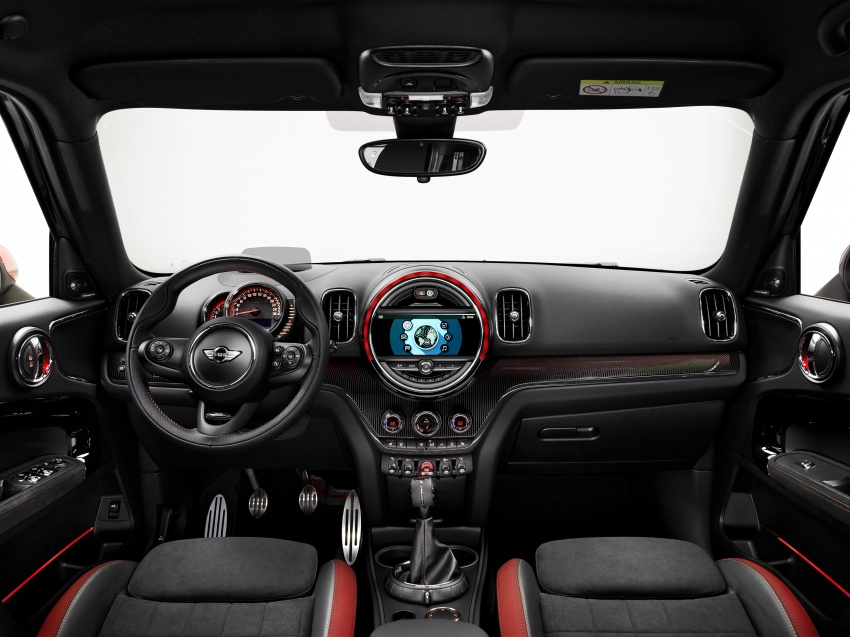 MINI John Cooper Works Countryman makes debut Image #605730