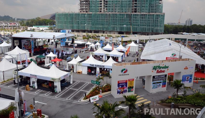 Karnival MYPerodua Nation sedang berlangsung di AEON Mall Shah Alam sehingga 22 Jan ini Image #606887