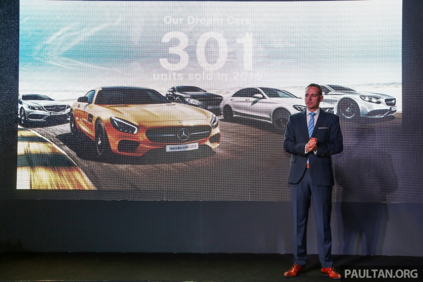 Mercedes-Benz Malaysia marks another record year in 2016 – 11,779 vehicles delivered, 9% up from 2015 Image #602842