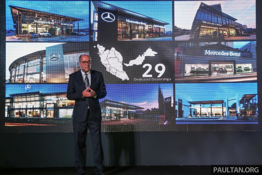 Mercedes-Benz Malaysia marks another record year in 2016 – 11,779 vehicles delivered, 9% up from 2015 Image #602846