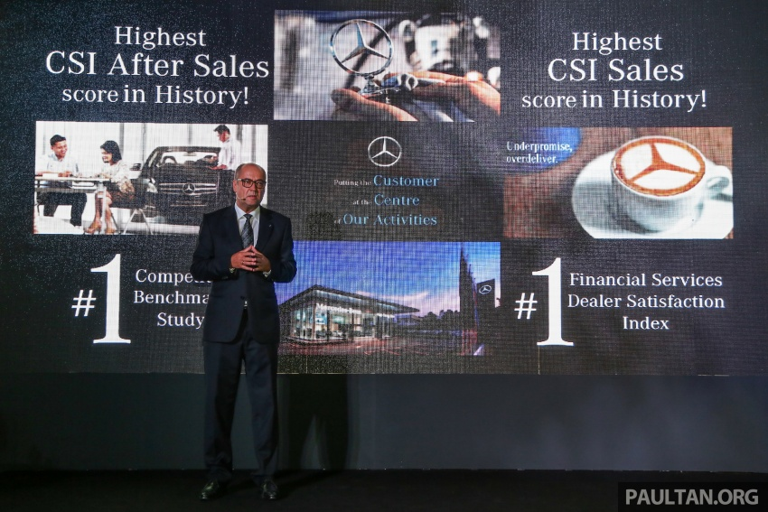 Mercedes-Benz Malaysia marks another record year in 2016 – 11,779 vehicles delivered, 9% up from 2015 Image #602849