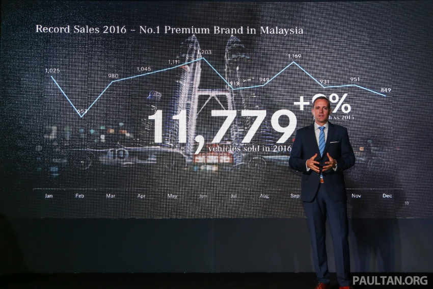 Mercedes-Benz Malaysia marks another record year in 2016 – 11,779 vehicles delivered, 9% up from 2015 Image #602834