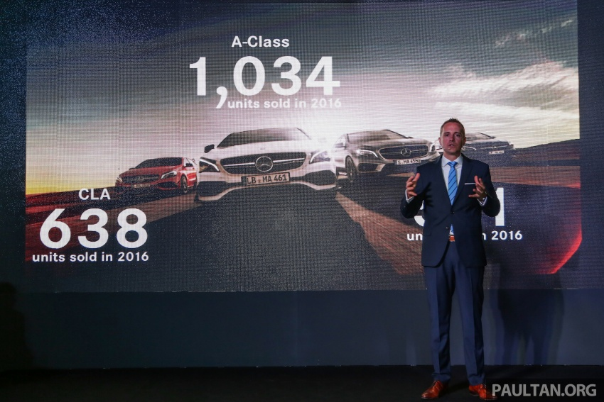 Mercedes-Benz Malaysia marks another record year in 2016 – 11,779 vehicles delivered, 9% up from 2015 Image #602837