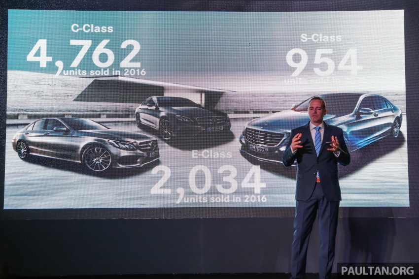 Mercedes-Benz Malaysia marks another record year in 2016 – 11,779 vehicles delivered, 9% up from 2015 Image #602838