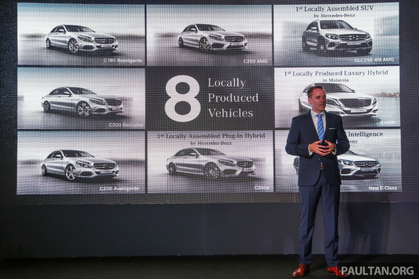 Mercedes-Benz Malaysia marks another record year in 2016 – 11,779 vehicles delivered, 9% up from 2015 Image #602839