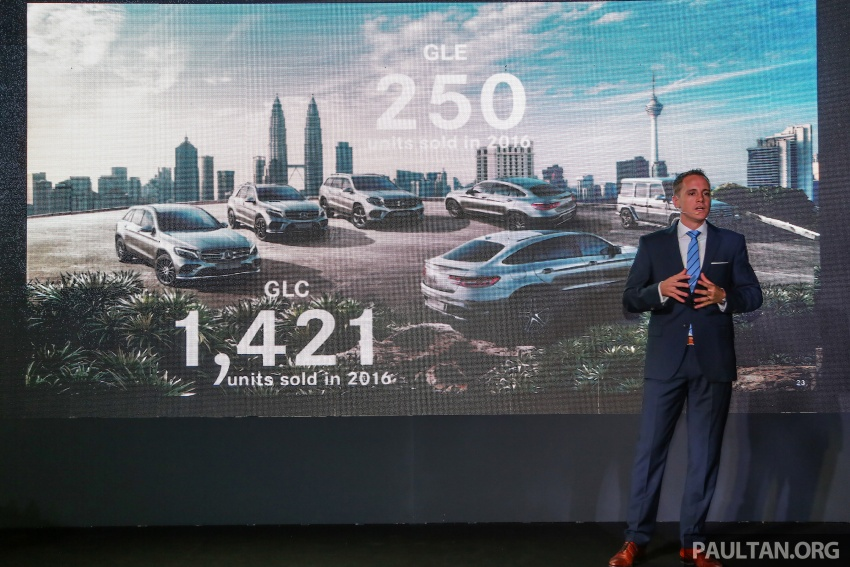 Mercedes-Benz Malaysia marks another record year in 2016 – 11,779 vehicles delivered, 9% up from 2015 Image #602841