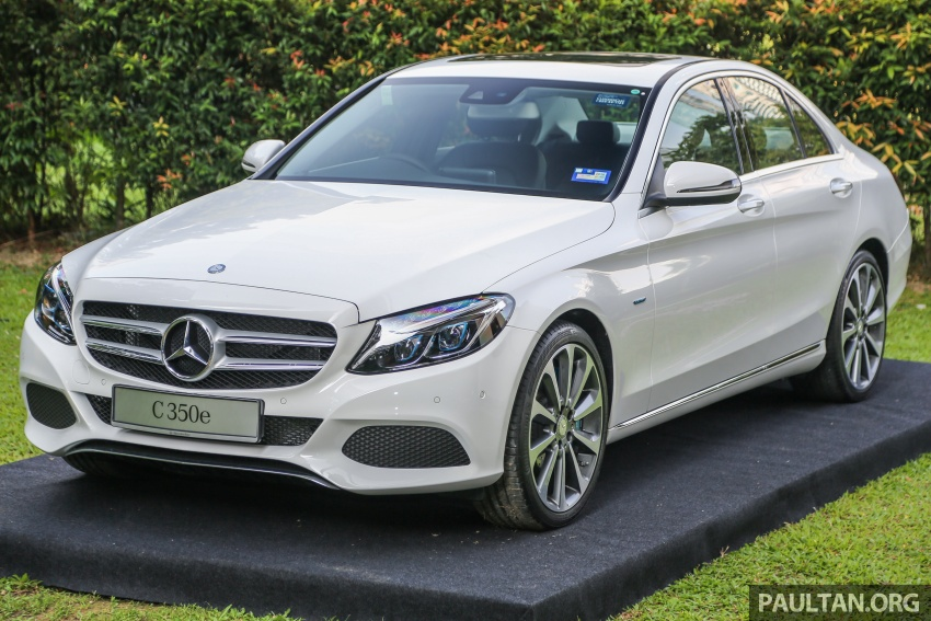 Mercedes-Benz Malaysia marks another record year in 2016 – 11,779 vehicles delivered, 9% up from 2015 Image #602773