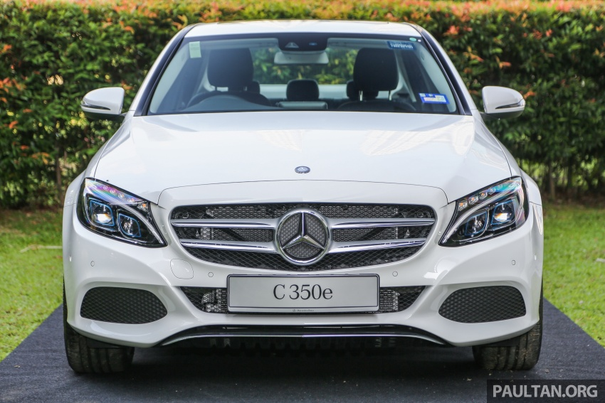 Mercedes-Benz Malaysia marks another record year in 2016 – 11,779 vehicles delivered, 9% up from 2015 Image #602775