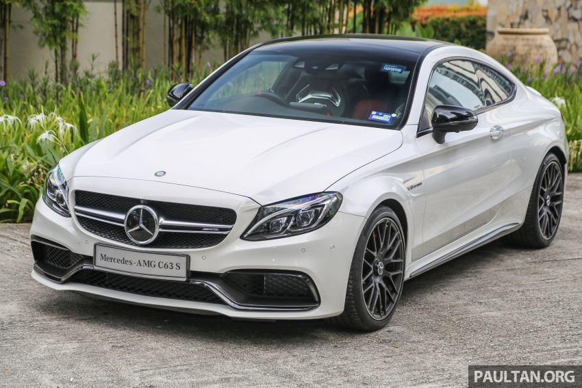 Mercedes-Benz Malaysia marks another record year in 2016 – 11,779 vehicles delivered, 9% up from 2015 Image #602768