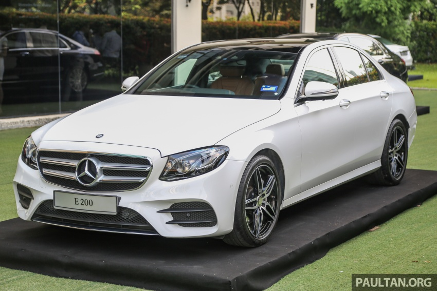 Mercedes-Benz Malaysia marks another record year in 2016 – 11,779 vehicles delivered, 9% up from 2015 Image #602778