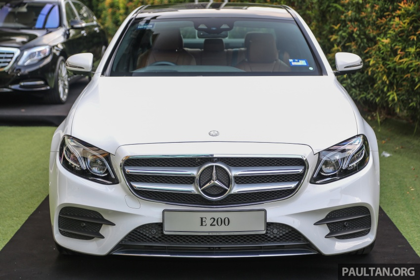 Mercedes-Benz Malaysia marks another record year in 2016 – 11,779 vehicles delivered, 9% up from 2015 Image #602780